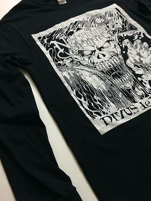 Image of Necrovore - Long Sleeve T shirt