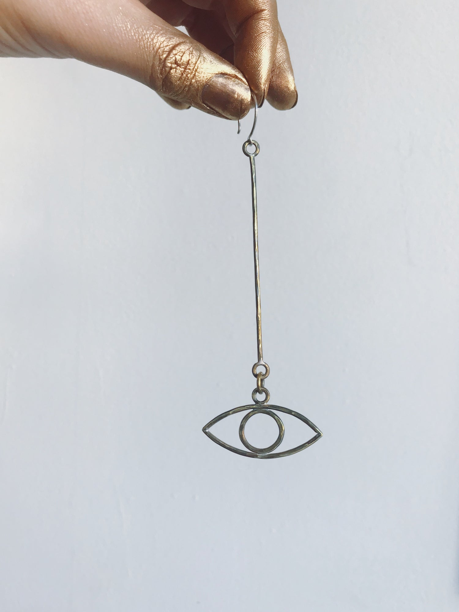 Image of Eye Drop Earrings