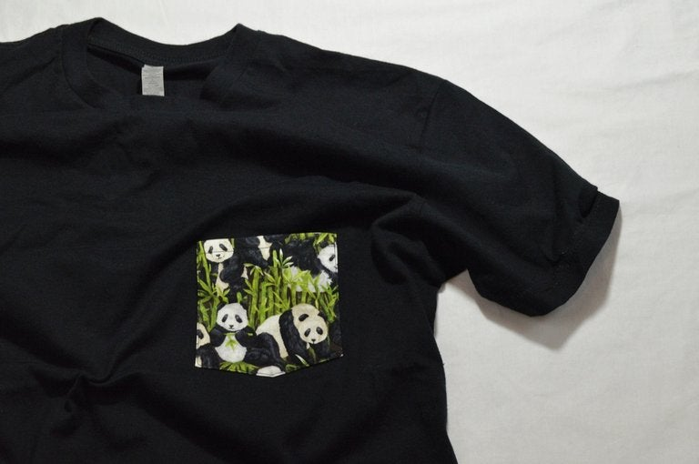 Image of Animal Pocket Tees