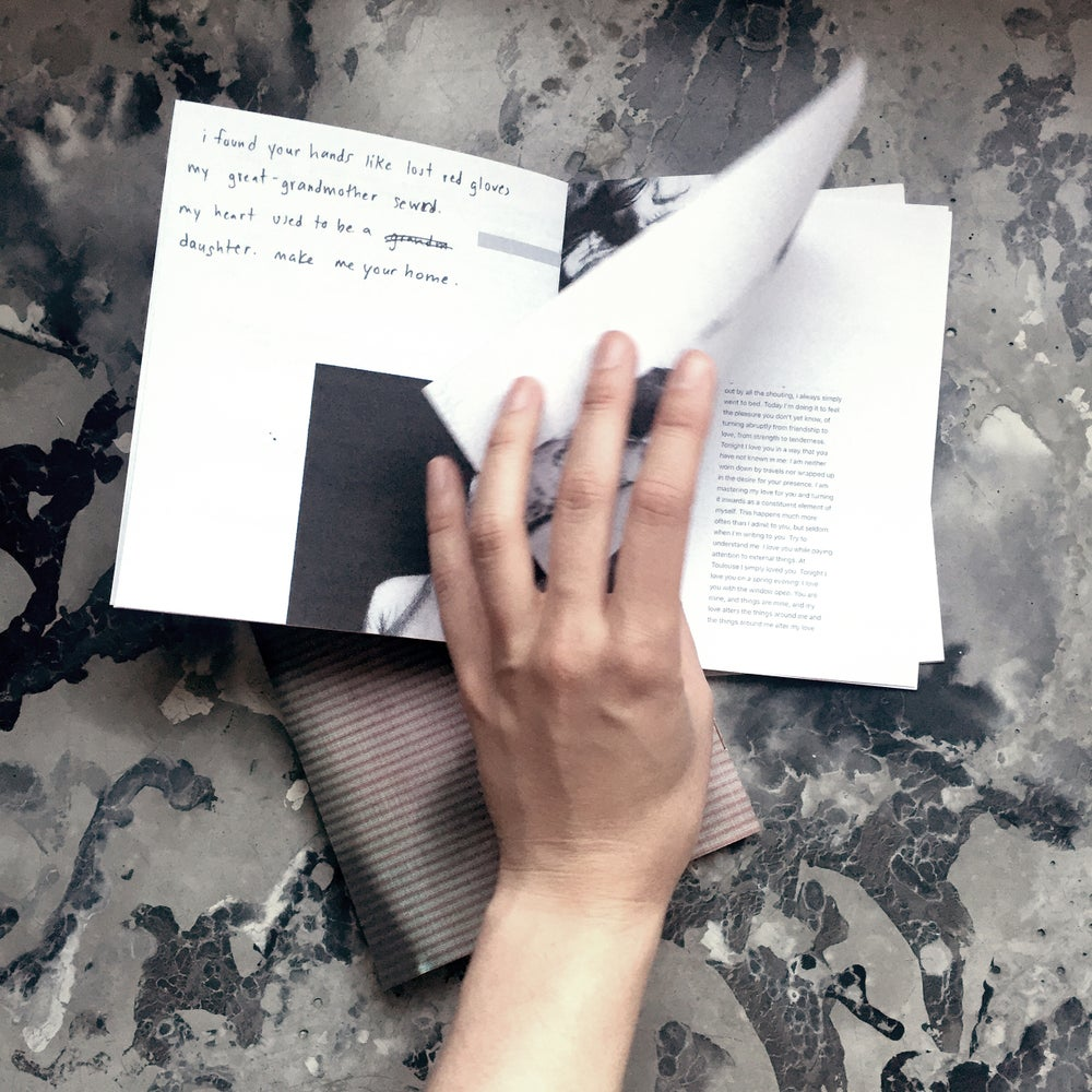 Image of 'This Is Not A Zine' Handmade Book