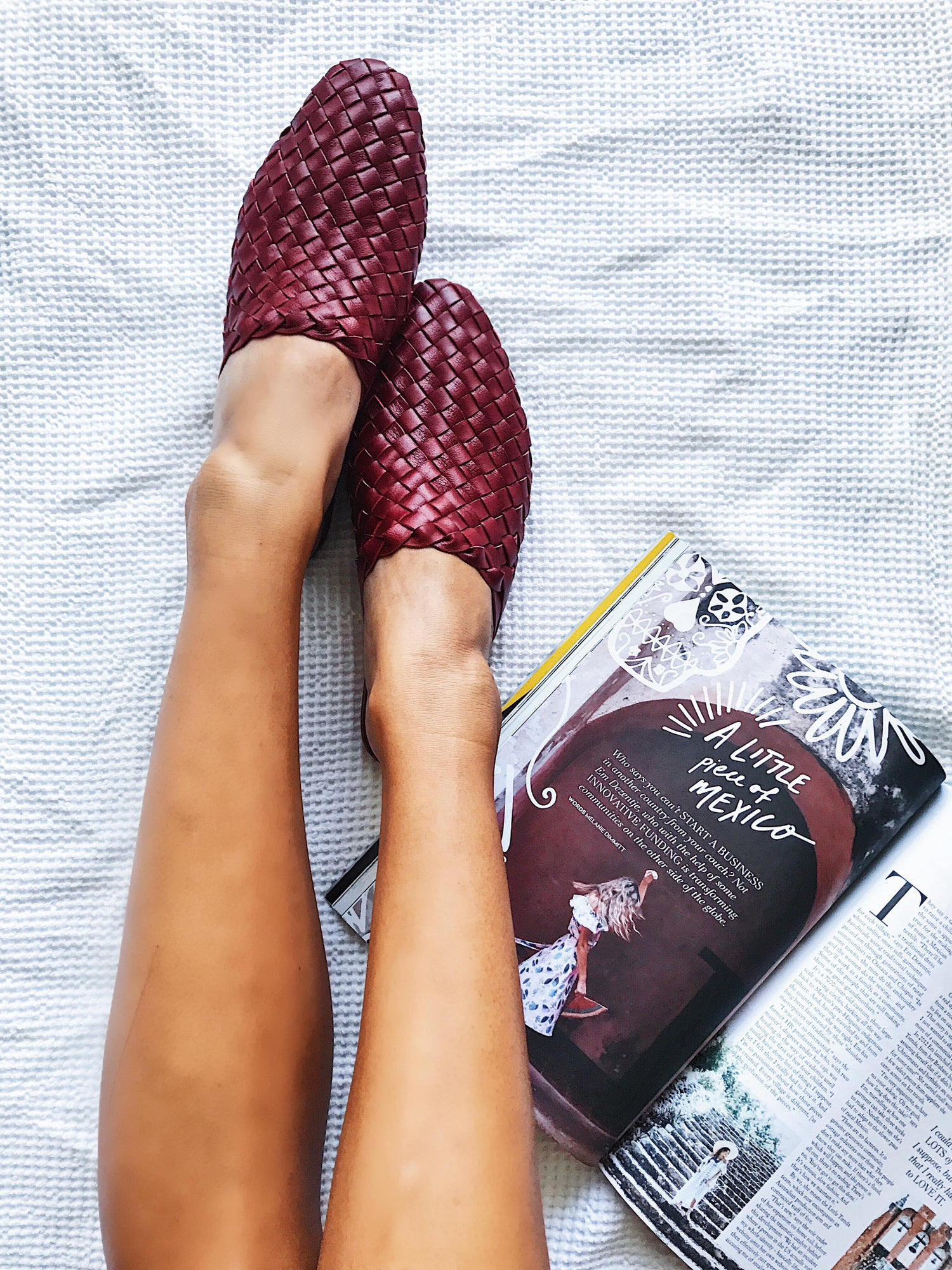 Image of Lennox Loafer - Merlot