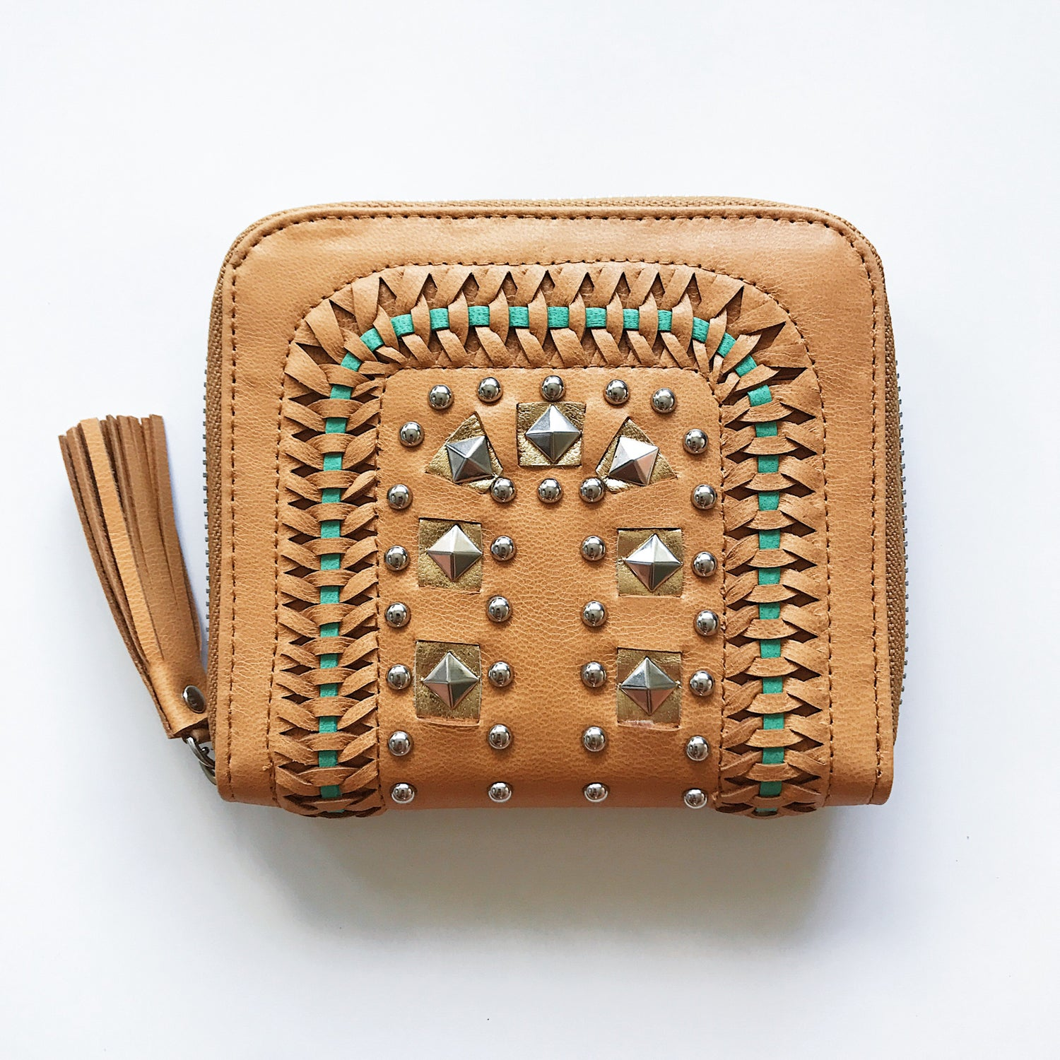 Image of STELLA LEATHER WALLET