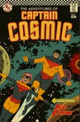 Image of The Adventures of Captain Cosmic #1 (PRINT EDITION)