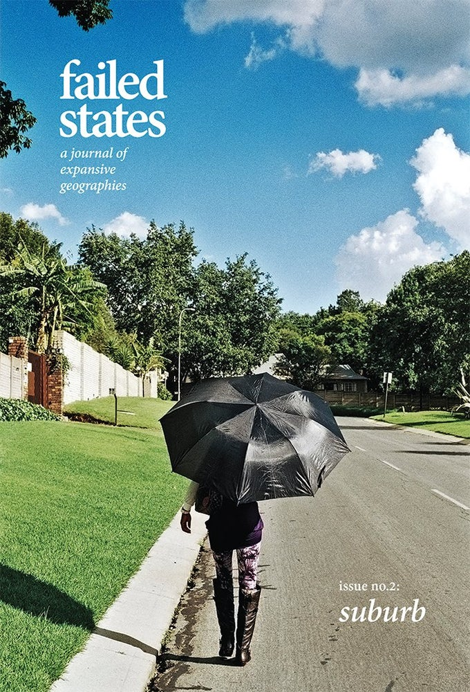 Image of Failed States issue no.2: suburb
