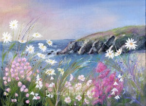 Image of POLDHU COVE, CORNWALL, FINE ART PRINTS
