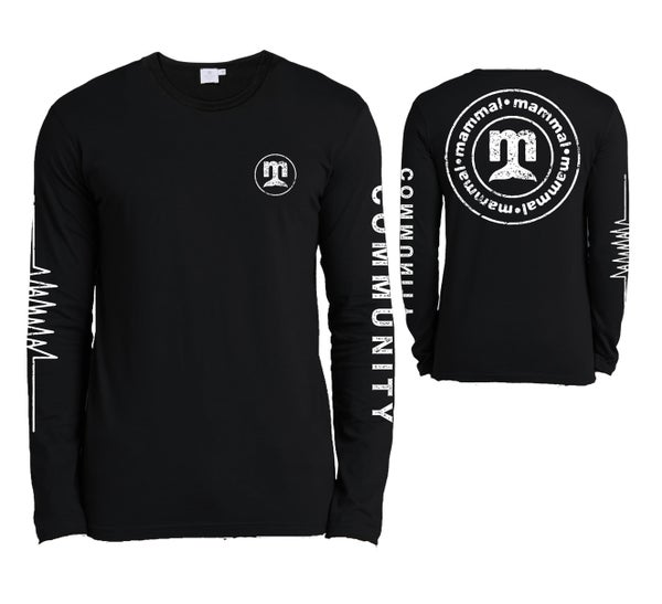 Image of Community Long Sleeve T
