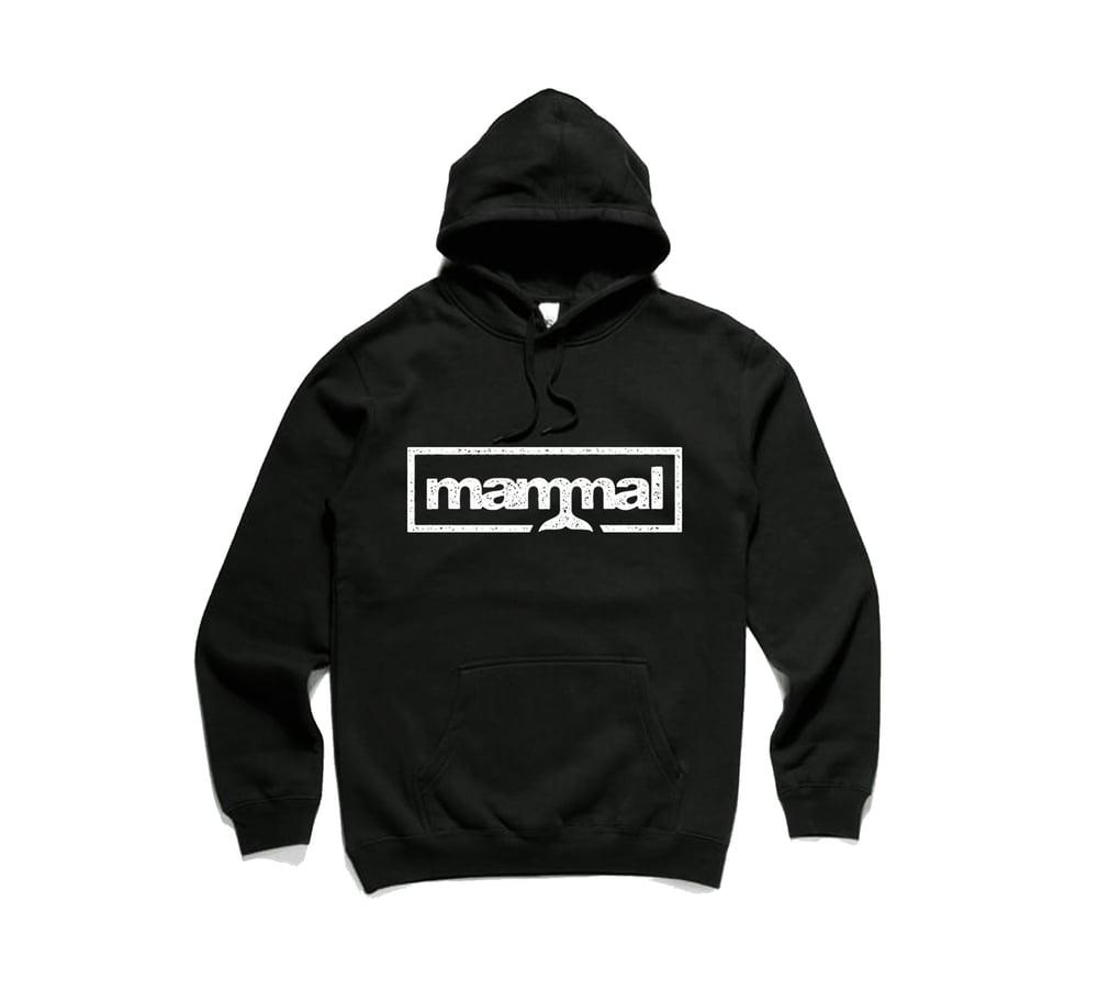 Image of Mammal Logo Hoodie / Pre-Order