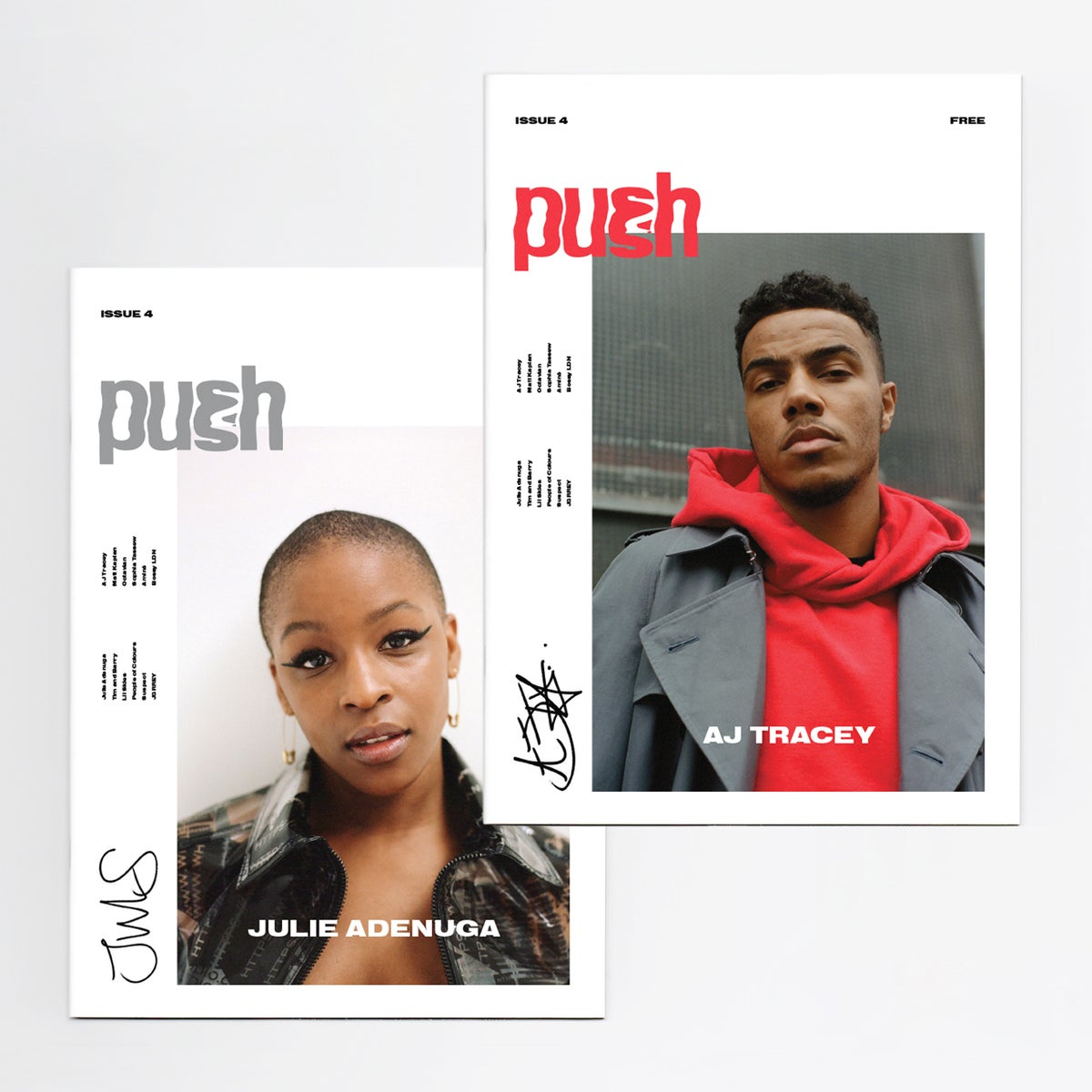 Image of PUSH Issue Four