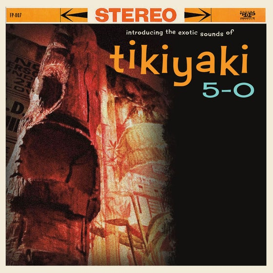 "Image of TIKIYAKI 5-O - ""Tikiyaki 5-0"" 6 Song EP CD  2016"