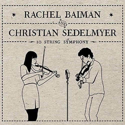 Image of 10 String Symphony Self-Titled Digital Album