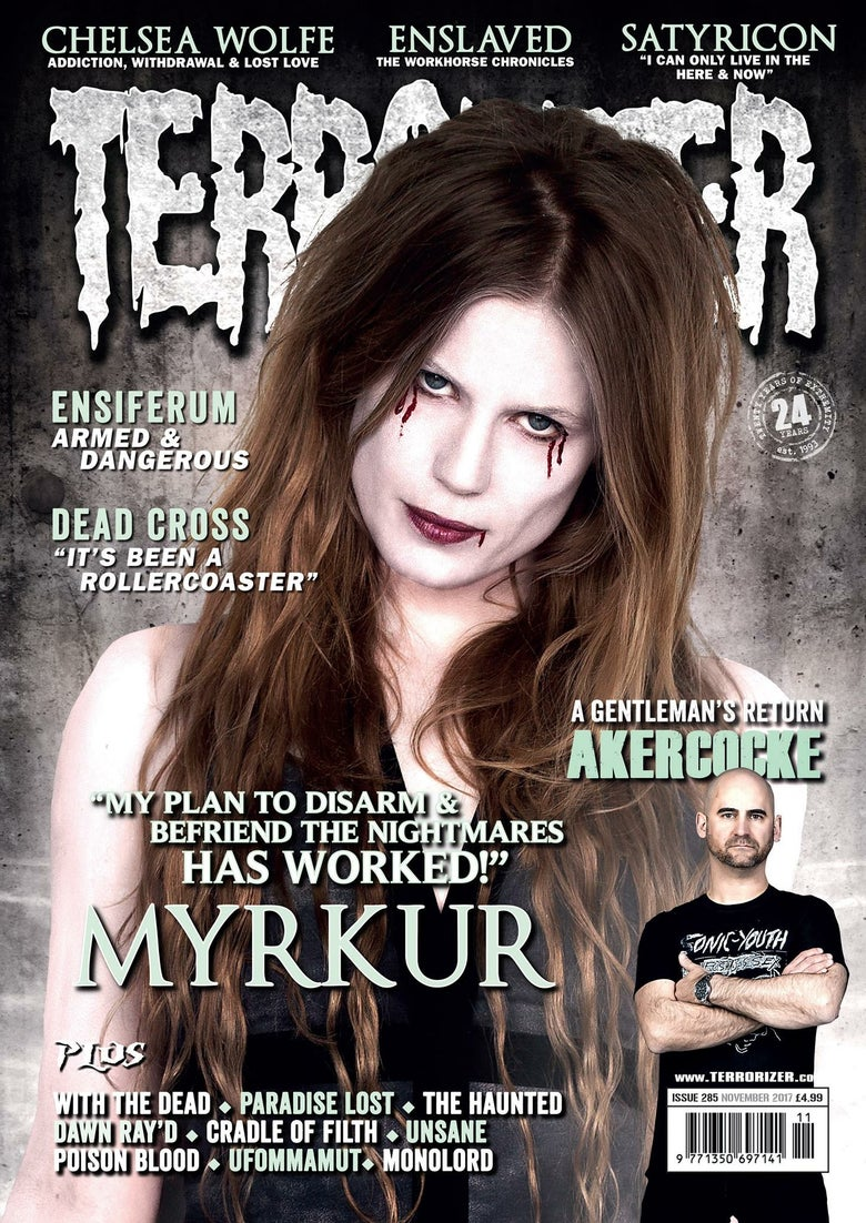 Image of Terrorizer 285