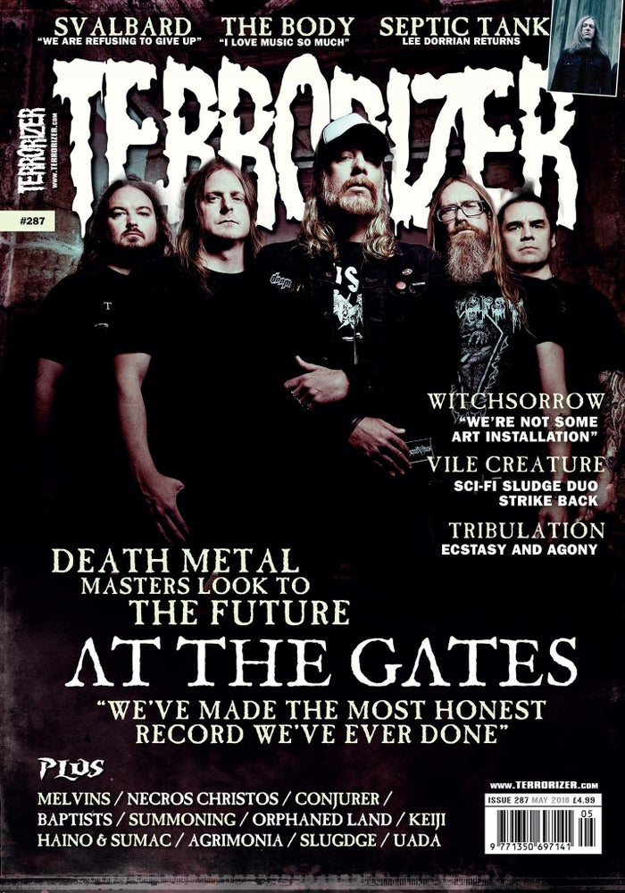 Image of Terrorizer 287 At The Gates
