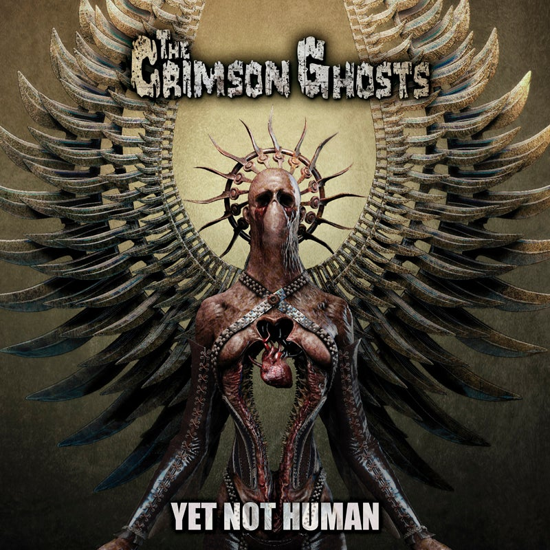 Image of YET NOT HUMAN LP