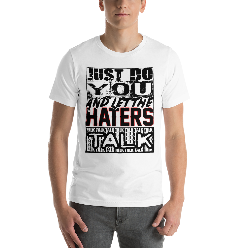 Image of Haters Talk T-Shirt