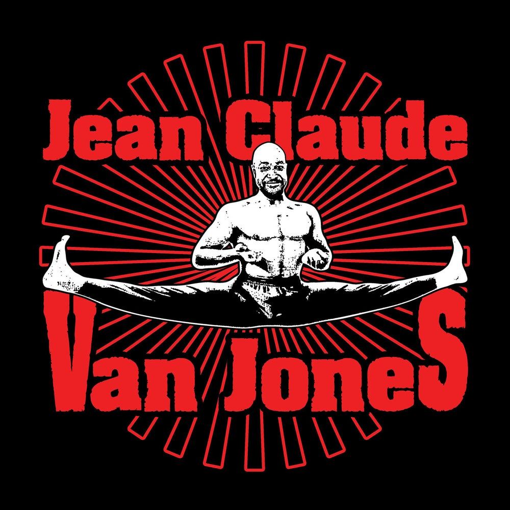 JCVD HOWARD JONES TRIBUTE TEE