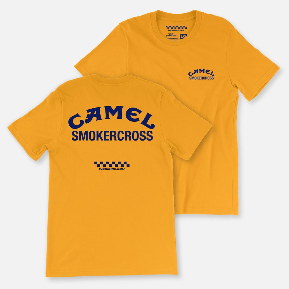 Image of CAMEL SMOKERCROSS TEE