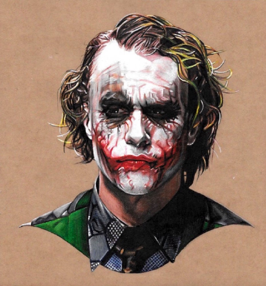 Image of The Joker Print (Limited Edition Print)