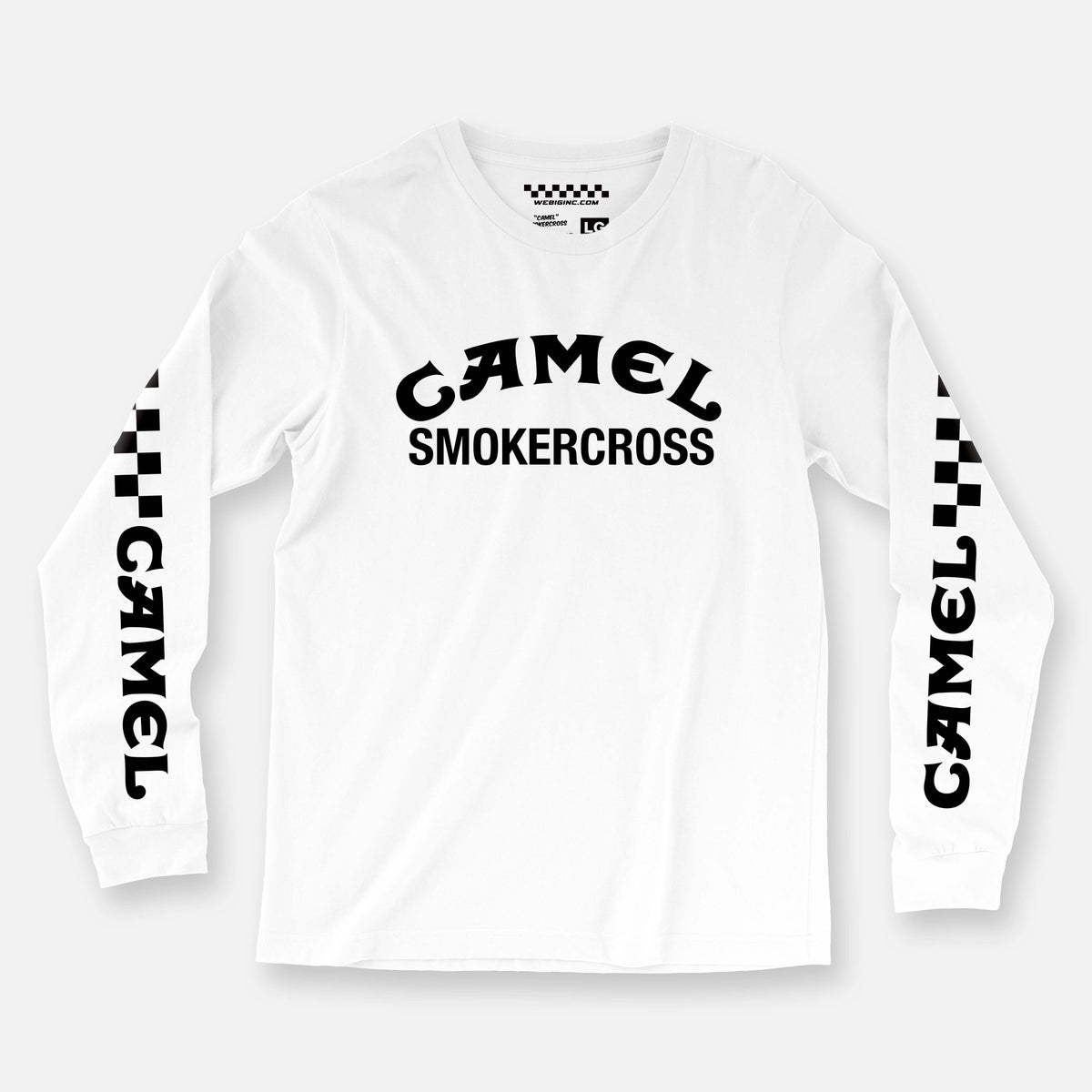 Image of CAMEL SMOKERCROSS L/S TEE
