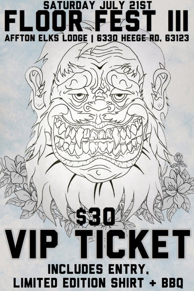 Image of VIP TICKET