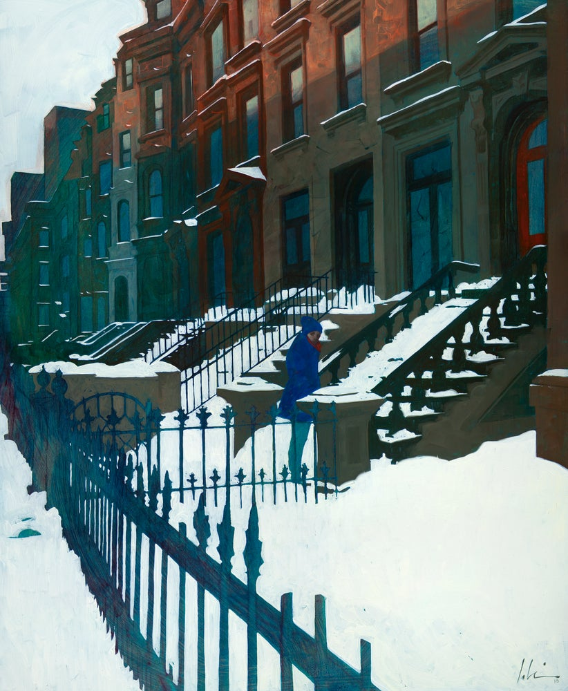 Image of After The Blizzard