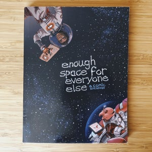 Image of ENOUGH SPACE FOR EVERYONE ELSE