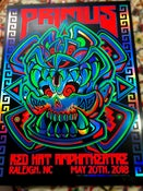 "Image of Primus ""Rainbow Foil"" Artist Variant"