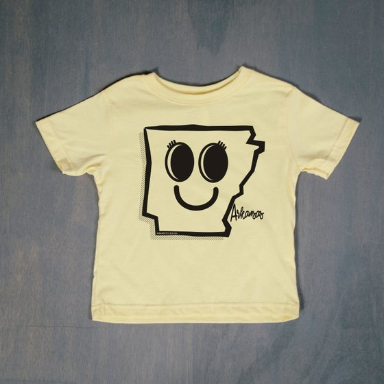 Image of Smile AR kids shirt