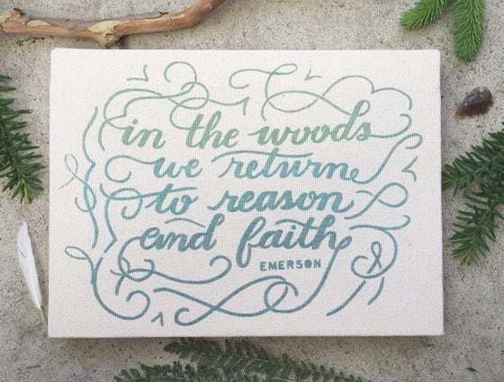 Image of Coming Soon: Reason & Faith Archival Print