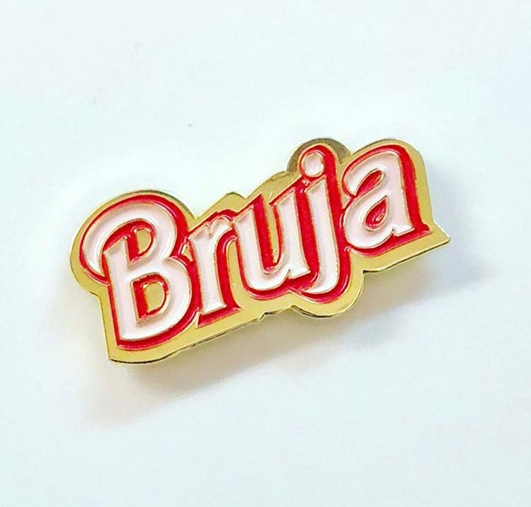 Image of Bruja Pin