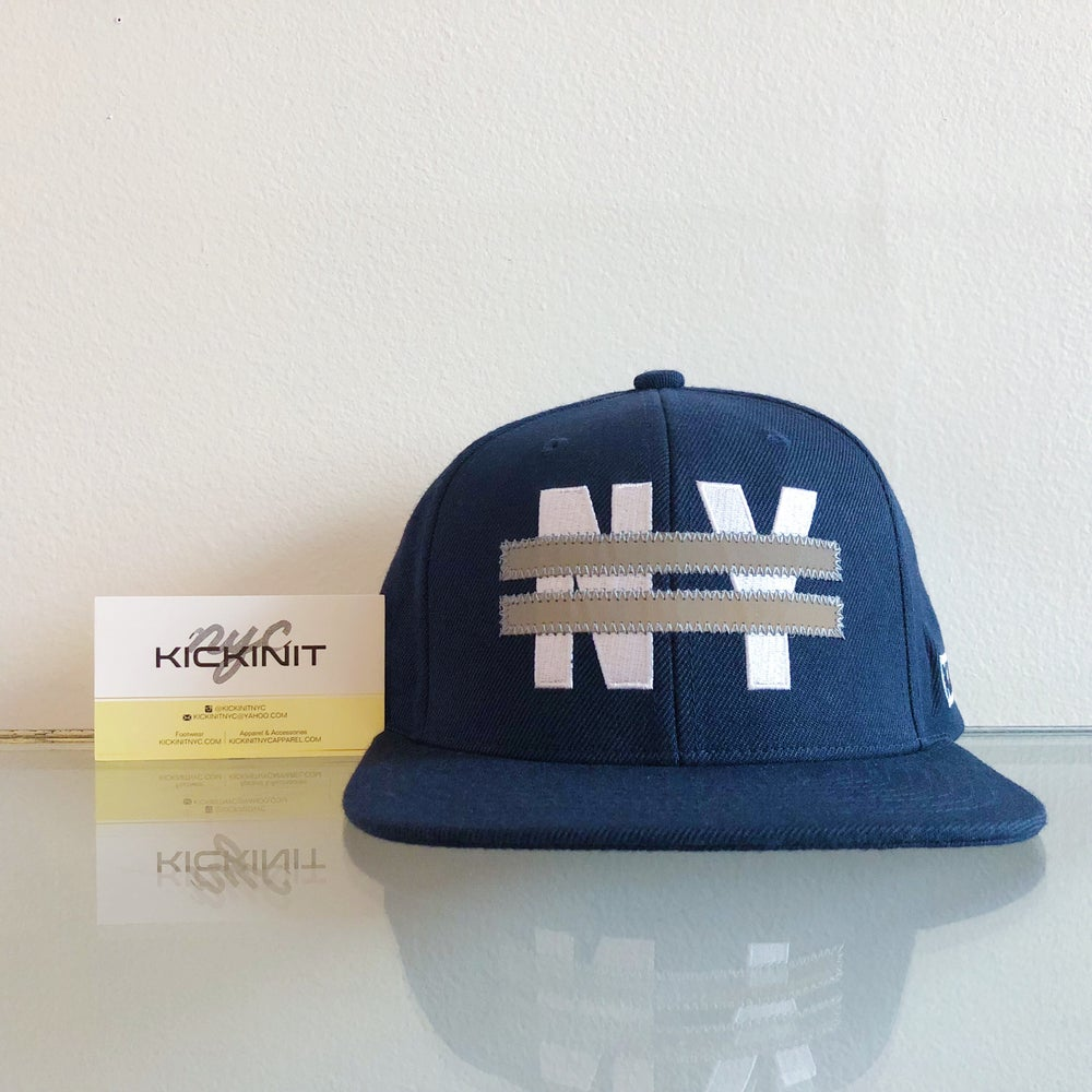 "Image of KITH ""NEVER FORGET"" HAT"