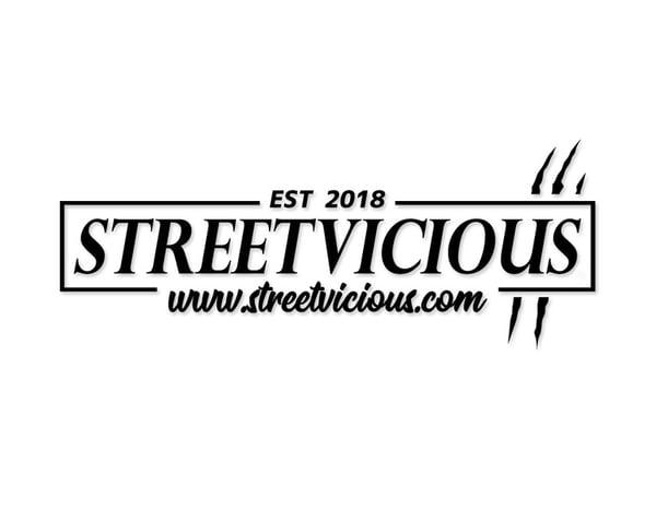 "Image of Street Vicious Classic - 10"" Single Colour"