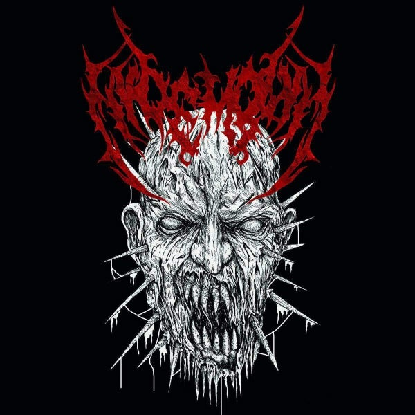 Image of IN DEMONI (ger) self titled [chaotic brutal records] $7.000
