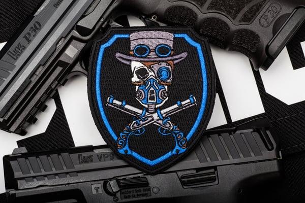 Image of Steampunk Skull v2 TBL