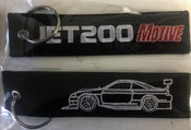 Image of Keytag: JET200 (LIMITED EDITION)