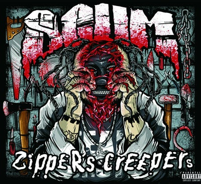 Image of SCUM: ZIPPERS CREEPERS   CD