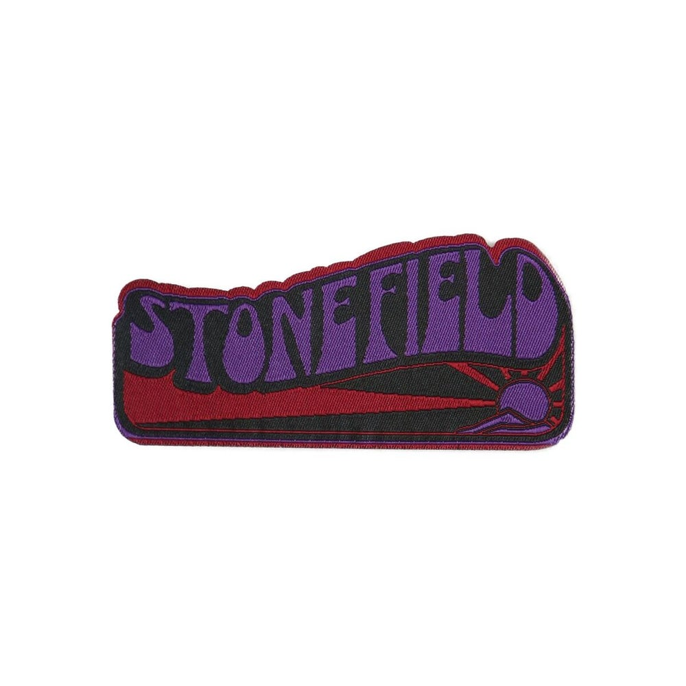 Image of Purple Stonefield Patch