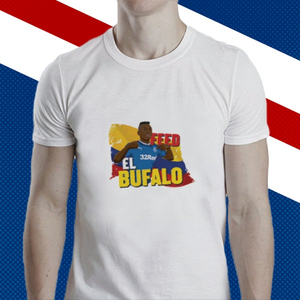 Image of Feed El Bufalo t-shirt
