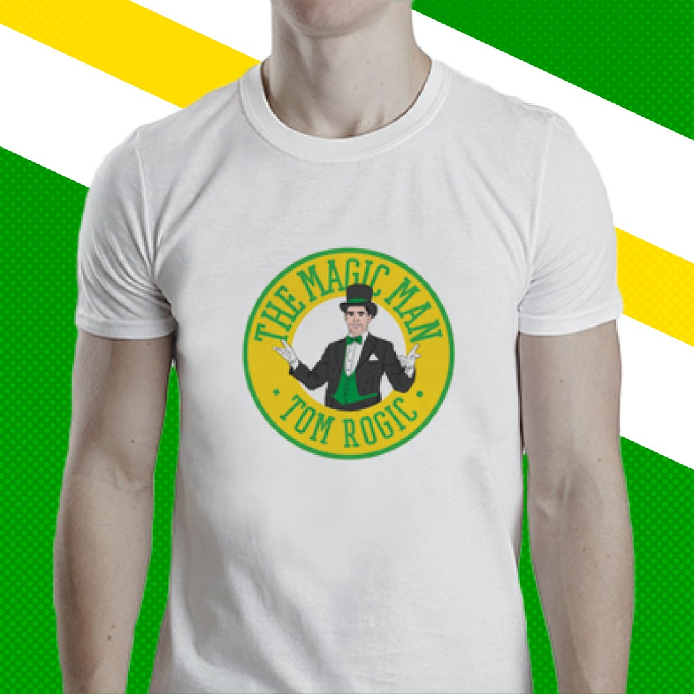 Image of The Magic Man t-shirt