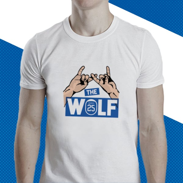 Image of The Wolf t-shirt