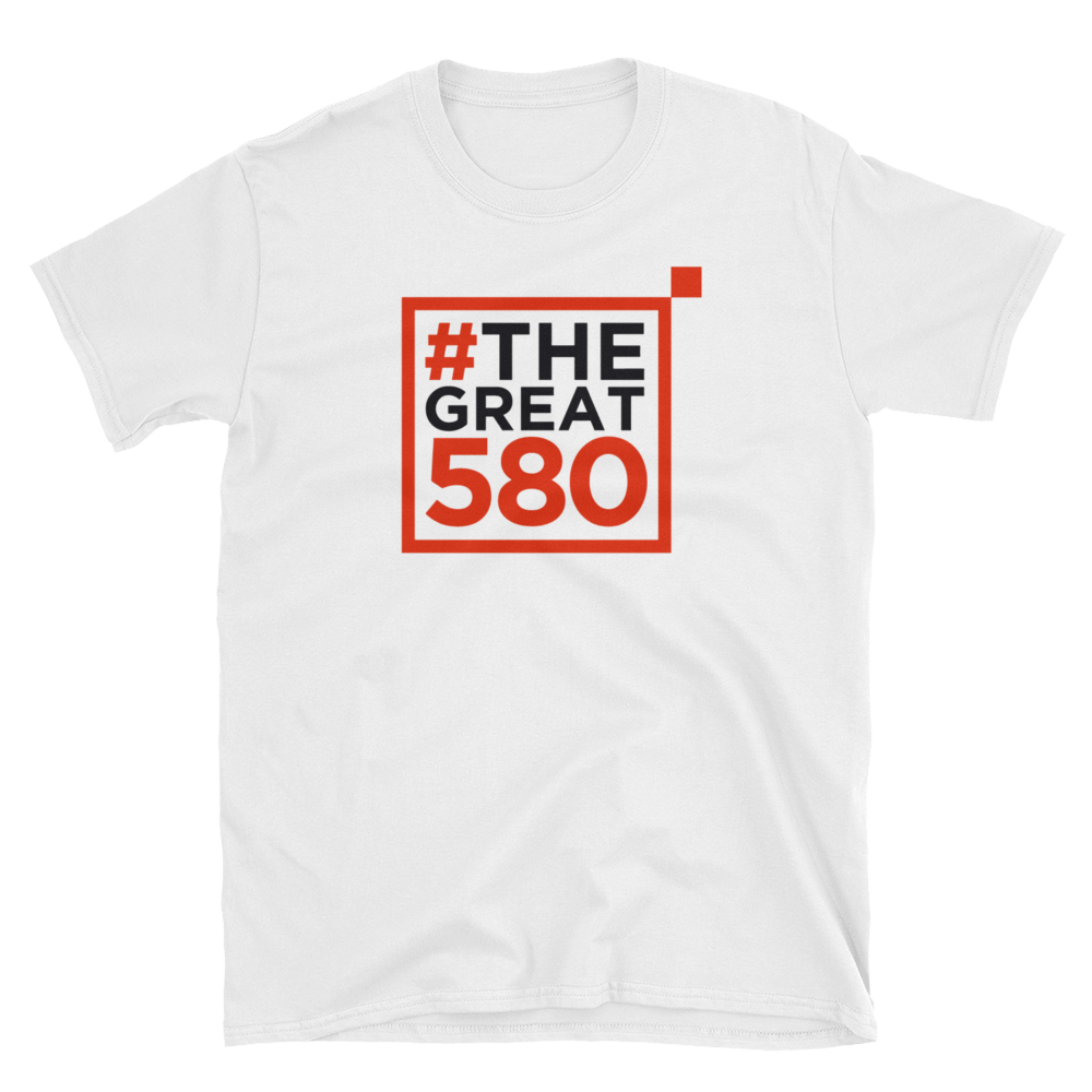 Image of #TheGreat580 OG Tee