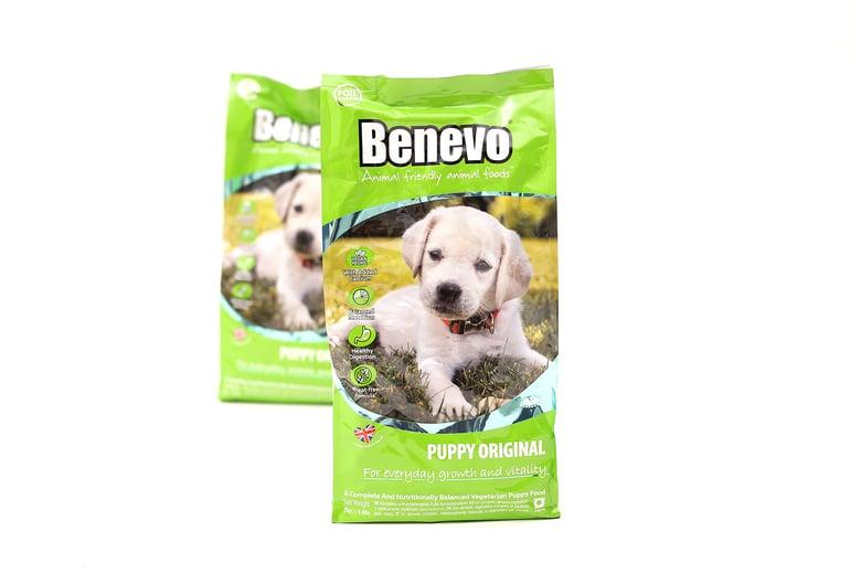 Image of Benevo Puppy 10 kg
