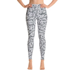 Image of Diamond Yoga Leggings