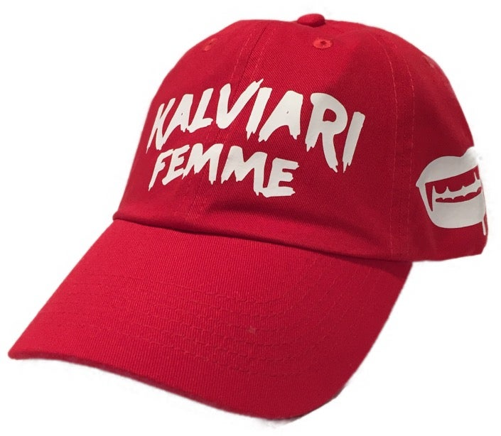 Image of KALVIARI FEMME LUSCIOUS RED DADHAT