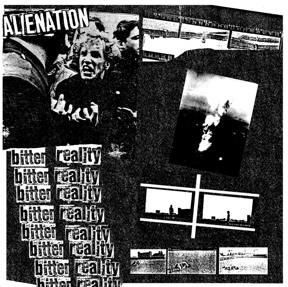 "Image of ALIENATION - ""Bitter Reality"" EP"
