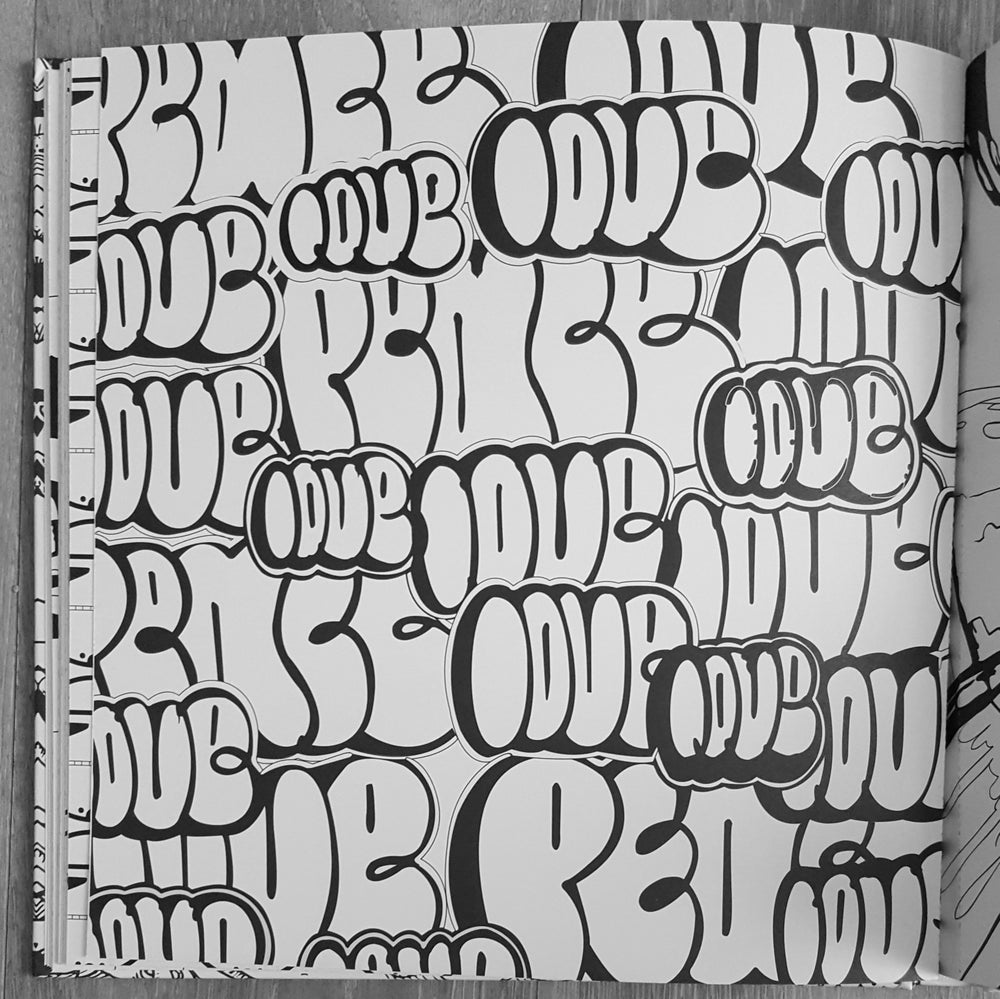 The Ultimate Street Art Coloring Book / No Love City®