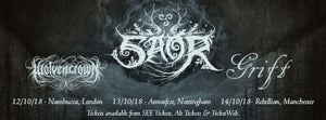 Image of Saor | Grift | Wolvencrown - London or Manchester