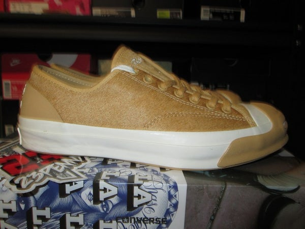 "Converse Jack Purcell Ox ""BornxRaised - Carmel"" - FAMPRICE.COM by 23PENNY"