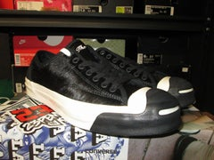 "Converse Jack Purcell Ox ""BornxRaised - Black"" - FAMPRICE.COM by 23PENNY"