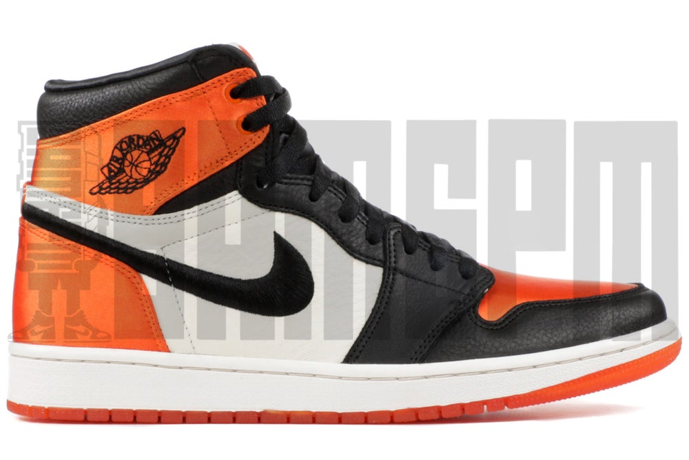 "Image of Nike WMNS AIR JORDAN 1 RETRO HIGH OG SL ""SATIN SHATTERED BACKBOARD"""