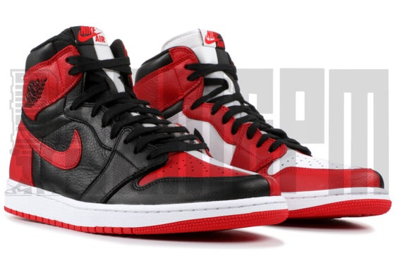 "Image of Nike AIR JORDAN 1 RETRO HIGH OG NRG ""HOMAGE TO HOME"""